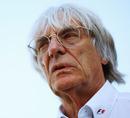 Bernie Ecclestone at the Hungarian Grand Prix