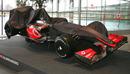 McLaren reveals its 2009 car