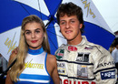 A fresh faced Michael Schumacher at the 1989 Macau Grand Prix