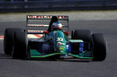 Eddie Jordan gave Michael Schumacher his debut in F1