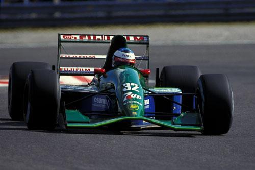 Eddie Jordan gave Michael Schumacher his debut in F1