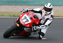 Michael Schumacher experimented with motorbike racing