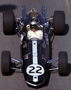Ritchie Ginther failed to qualify the stunning Eagle-Weslake for the race