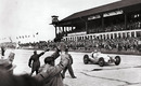 Rudolf Caracciola wins the German Grand Prix at the Nurburgring