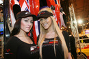 Glamour at the Autosport International Show