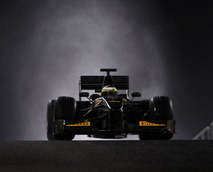 Amazing Pirelli Satisfied With Wet Tyre Test