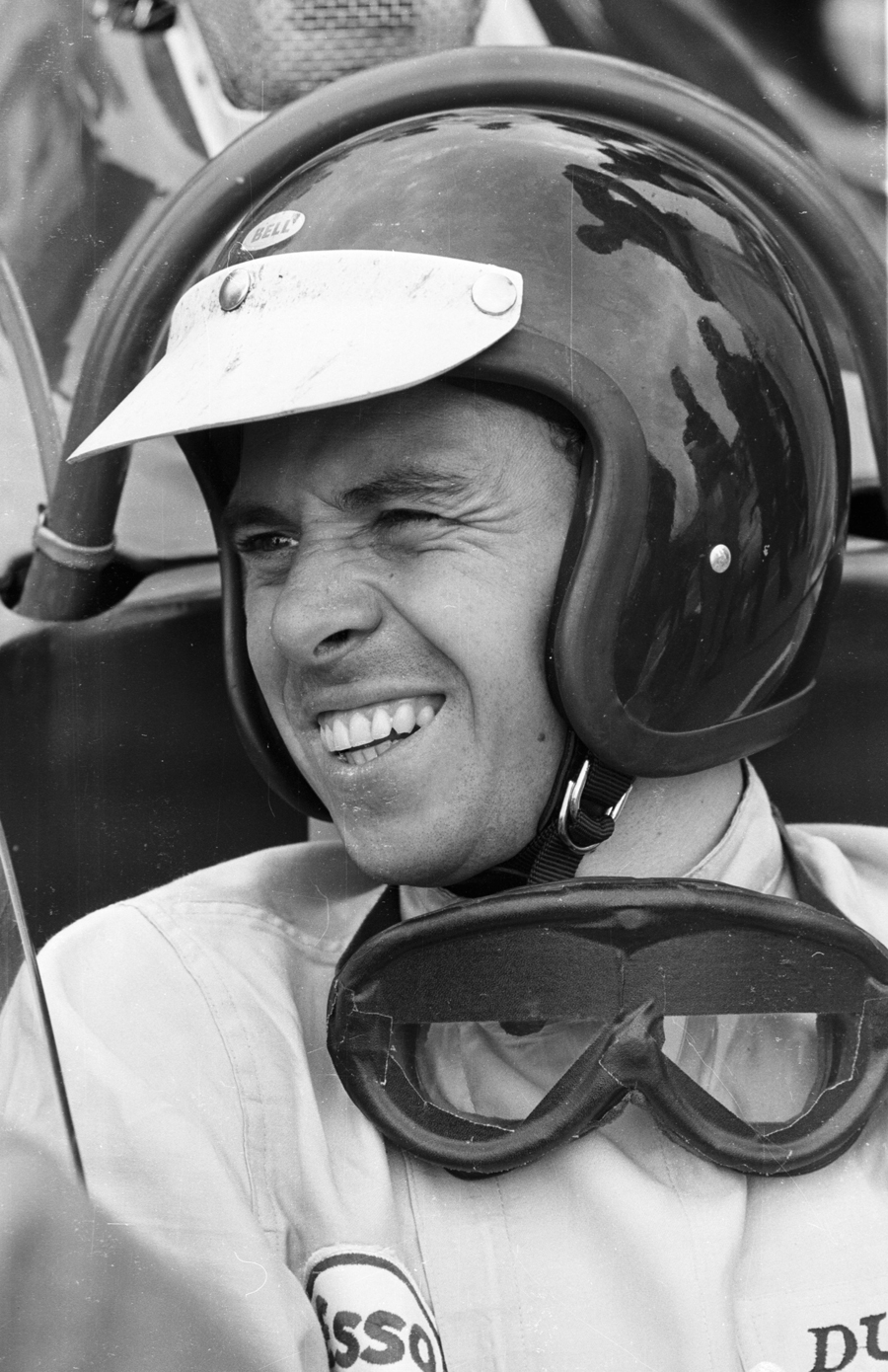 Jim Clark at Crystal Palace