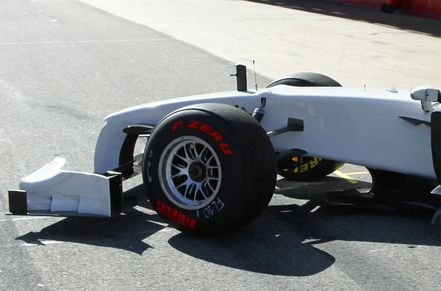 8375 - Colour-coded tyre compounds for 2011