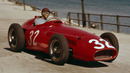 Juan Manuel Fangio pendant le Grand Prix de Monaco