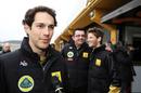 New Lotus Renault reserve driver, Bruno Senna