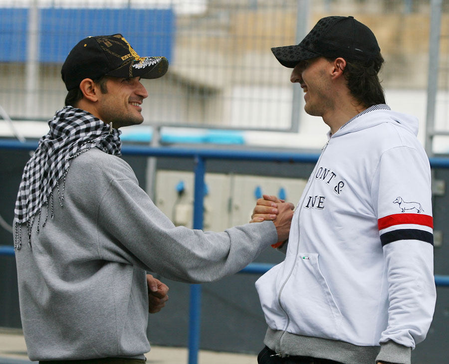 8665 - Hulkenberg and Liuzzi keen to step in for Kubica