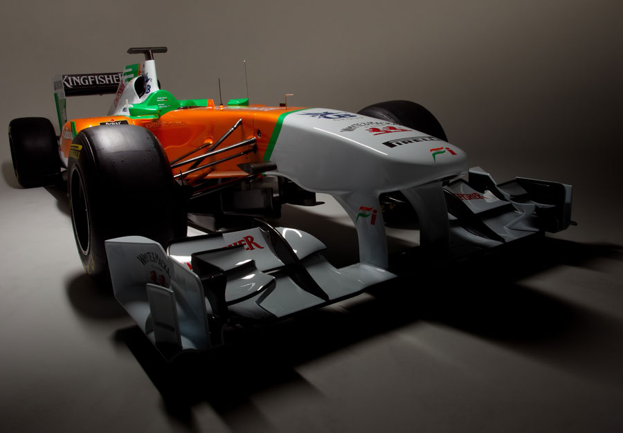 8677 - Force India launches VJM-04