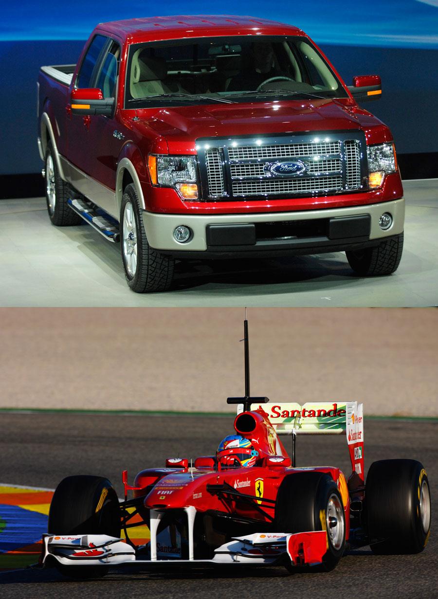 8681 - Ferrari and Ford settle F150 dispute