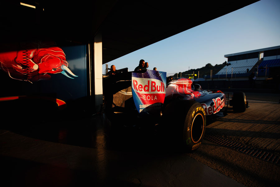 8733 - Toro Rosso bolsters technical team