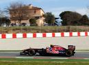 Jaime Alguersuari in the Toro Rosso STR6