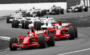 Ferrari's lead the pack at Magny-Cours