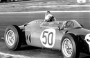 Giancarlo Baghetti won his first ever championship grand prix