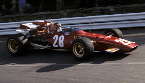 Ignazio Giunti raced for Ferrari in the early 1970s