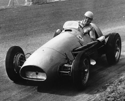 Alberto Ascari won the 1952 and 1953 titles