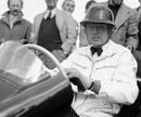Mike Hawthorn was the first British champion