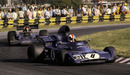 Emerson Fittipaldi beat Francois Cevert to victory in Argentina