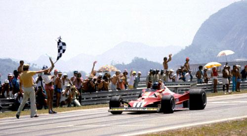 Carlos Reutemann won in Brazil