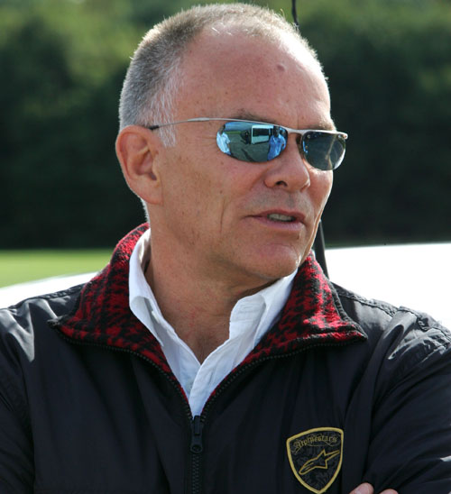 US F1 boss Peter Windsor