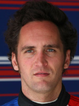 Ex-Super Aguri driver Franck Montagny 