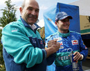 Giancarlo Fisichella drove for Sauber in 2004