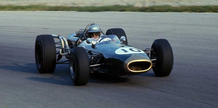 Jack Brabham won the 1966 championship