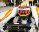 Ho-Pin Tung drove for Renault