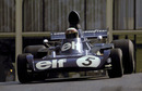 Jackie Stewart won his third championship in 1973