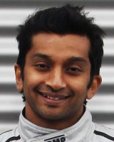 Narain Karthikeyan headshot