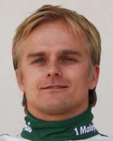 Heikki Kovalainen headshot