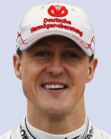 Michael Schumacher headshot