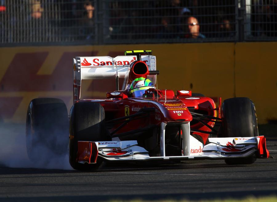 9368 - Massa calls for urgent action from Ferrari