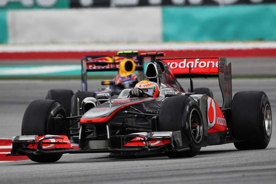 9520 - McLaren plans new parts for China