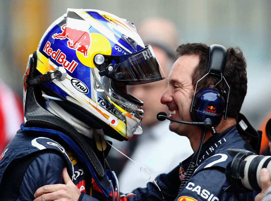 9605 - Sebastian Vettel storms to Shanghai pole