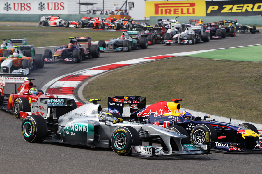 9623 - Vettel happy with 'difficult' second